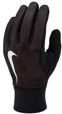 Nike Football Gloves Junior Boys Hyperwarm Winter Players Training Football Camo