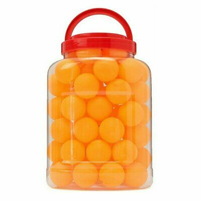 60X Professional Ping Pong Table Tennis Balls Training Competition Sports CU