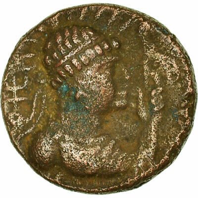 [#517080] Coin, India, Kushan Empire, Didrachm, 80-113, Uncertain Mint