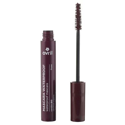 Mascara WATERPROOF PRUNE certifié bio Avril