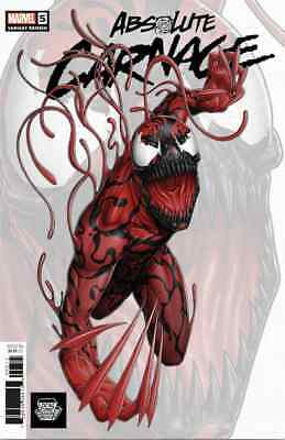 Lcsd 2019 Absolute Carnage 5 Nm Local Comic Shop Day Variant
