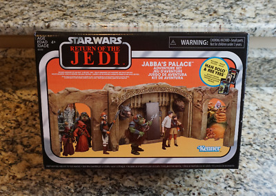 Jabba's Palace Adventure Set STAR WARS The Vintage Collection Walmart EXCLUSIVE