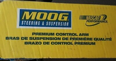 Suspension Control Arm and Ball Joint Assembly Front Right Upper Moog CK8724T