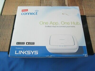 Linksys HA1000 Home Automation Hub New Open Box Unsupported