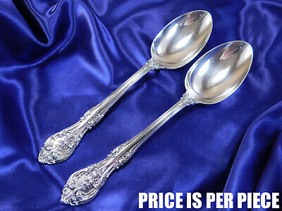 Gorham King Edward Sterling Silver Serving Spoon - Very Good Condition
