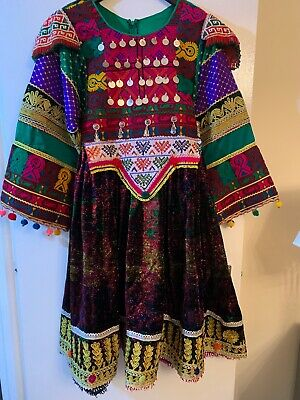 Traditional Afghani,kuchi dress/clothes 3 pieces