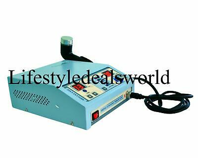 Portable Ultrasound Therapy Machine Suitable Underwater 1MHz Chiropractic@LSDW