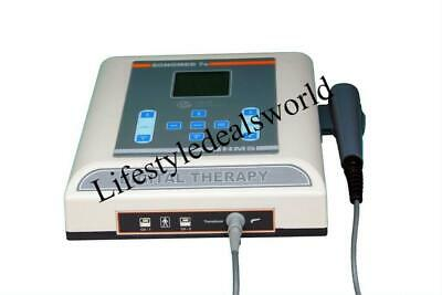 Ultrasound Therapy Unit 1/3 Mhz LCD Preset Underwater CE Physical Therapy@LSDW