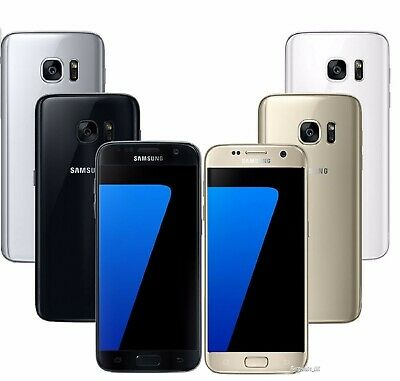 Samsung Galaxy S7 G930F 32GB Unlocked Android Smart Phone New Sealed