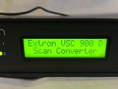EXTRON VSC 900D Computer to Scan Convertor