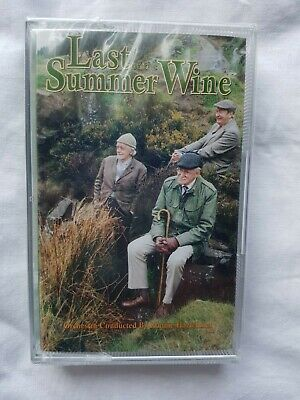Last of the Summer Wine Soundtrack Cassette Tape Very Rare early xmas present