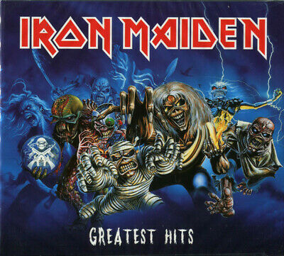 Iron Maiden - Greatest Hits Collection Music 2CD
