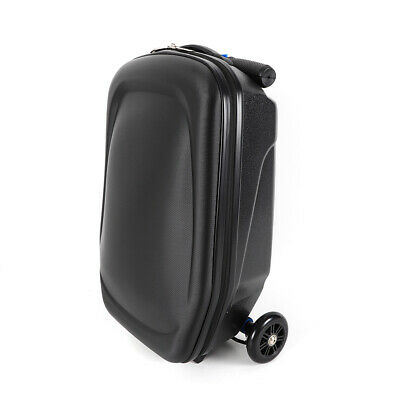Scooter Luggage Rolling Suitcase Foldable Trolley Travel Carry onboard Bag Gift