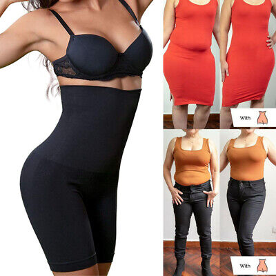 US Shapermint Empetua All Day Every Day High-Waisted Shaper Shorts Tummy Control