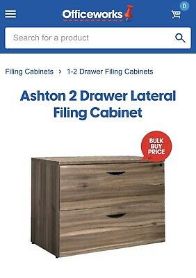 Lateral Filing Cabinet from Officeworks