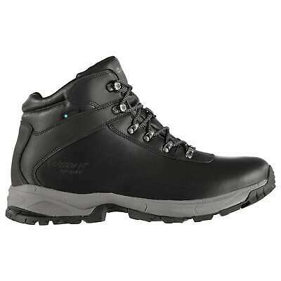 Hi Tec Mens Eurotrek Lite Waterproof Boots Walking Lace Up Breathable Padded