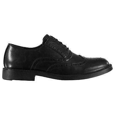 Giorgio Mens Golf Shoes Brogues Lace Up Comfortable Fit Everyday Brogue
