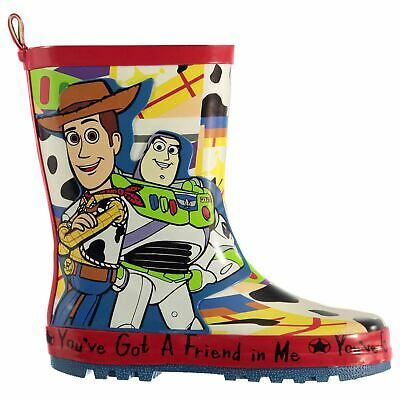 Character Kids Boys Welly Childs Wellington Boots Welliess