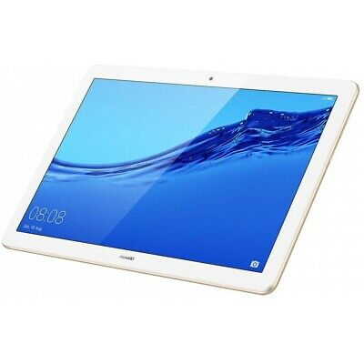 Huawei MediaPad T5 10.1 WiFi 32GB Gold Android Tablet ohne Vertrag 3GB RAM