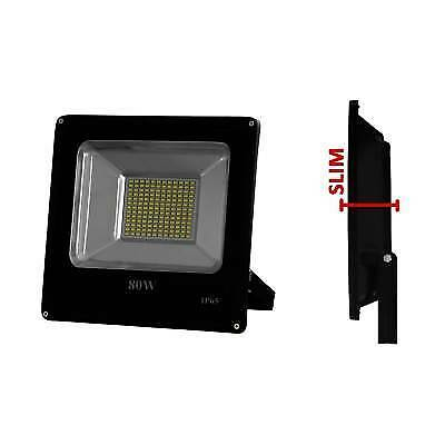 Proiettore Led Smd 80W 6000Lm 6000K Dimmerabile Alcapower 930179 930179