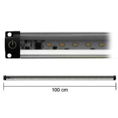 Barra Led Con Interruttore 12V 10W 800Lm 4000K 1M Alcapower 930315