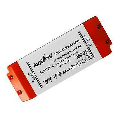 Alimentatore Switching 24V 100W 4.17A Alcapower 963406