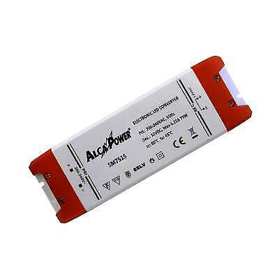 Alimentatore Switching 12V 75W 6,2A Alcapower 963401 963401