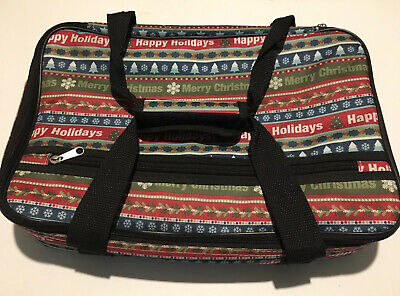 Home Essentials Insulated Casserole Holiday Carrying Tote
