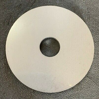 """1/16"""" (.0625) Stainless Steel Washer x 3.75"""" OD x 2.00"""" ID, 304 SS"""