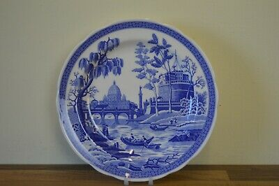 Spode Blue Room Collection - 26.5 cm Dinner Plate - Rome - BNWT