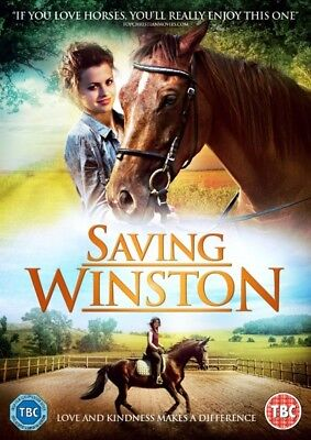 Saving Winston (DVD) (NEW) (FAMILY)