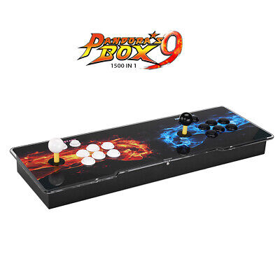 Pandora's Box 1500 in 1 Family Video Games 2 Controller Retro Arcade Console VGA