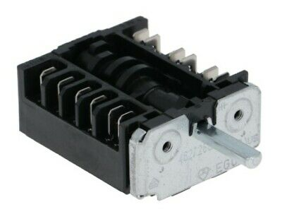 Rotary Selector Switch 7 Position 16 Amp for Fryers Oven Cooking 4627266500 EGO
