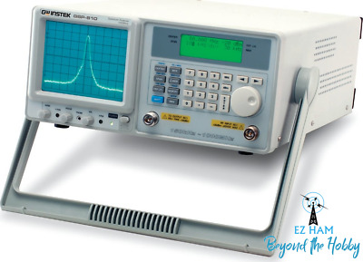 INSTEK GSP-810 Spectrum Analyzer with Tracking Gen and Demod