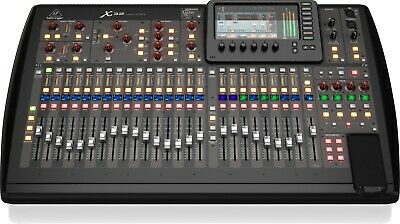 Behringer X32 Digital Mixing Console - 40-input, 25-bus, Motorized Faders, FX