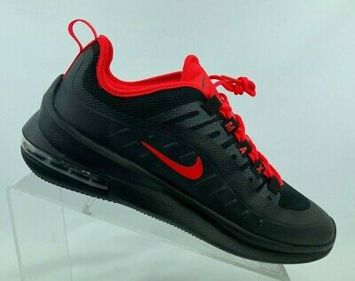 Details about NWOB Nike Air Max Axis BlackRed Orbit Men's
