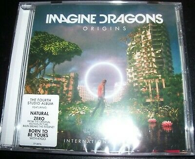IMAGINE DRAGONS Origins (Deluxe Edition) (Australia) CD – New