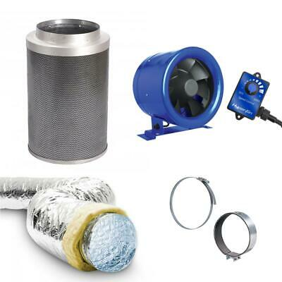 Hydroponics Rhino Phresh Hyper Filter Kit Od1our Control Fan Filter Kit Ducting