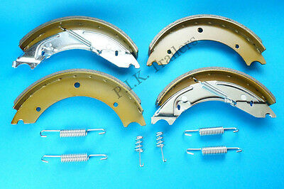 1 Axle Set of Trailer Brake Shoes 250 x 40mm for KNOTT Ifor Williams 3,500kg