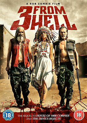 3 FROM HELL (DVD) (New)