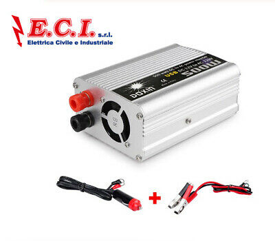 Onever 500W Car Inverter 12v 220v 50Hz inverter car