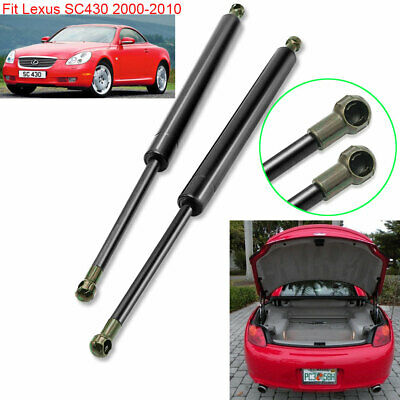 PAIR REAR BOOT GAS TAILGATE SUPPORT STRUT FOR FORD TRANSIT MK7 1722219