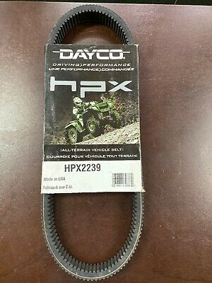 Dayco HPX2239 Dayco Hpx High Performance Extreme Drive Belts Polaris 2007-08 X2