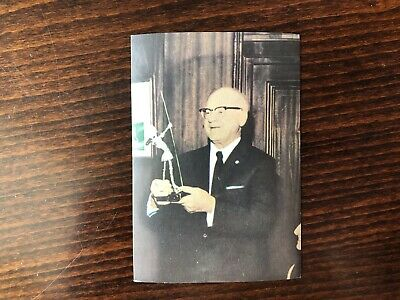 AVERY BRUNDAGE Trading Card 1964 5th President International Olympic Committee