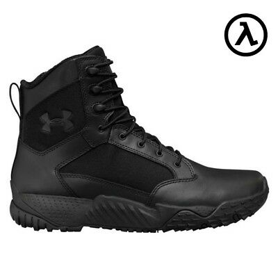Under Armour Stellar Tactical Side-Zip Boots 1303129 / Black 001 - All Sizes