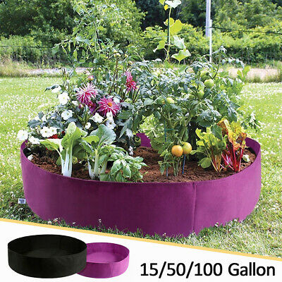 160cm x 210cm Fabric Liner for Medium Veg Trough Raised Bed Garden Planter