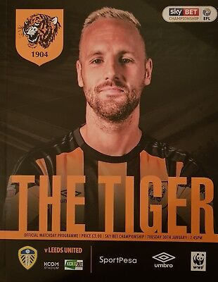 HULL CITY v LEEDS UNITED 2017/18