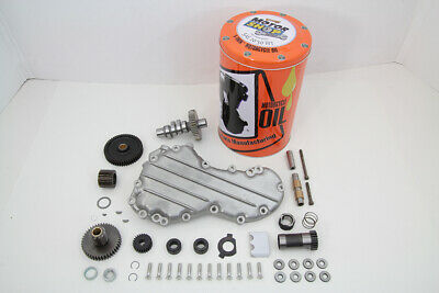 Cam Chest Assembly Kit Panhead Fits: FL 1954-1962