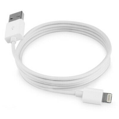 USB Lightning 8 pin Cable Data for Genuine Apple Charger iPhone iPad 6 8 7 9 X