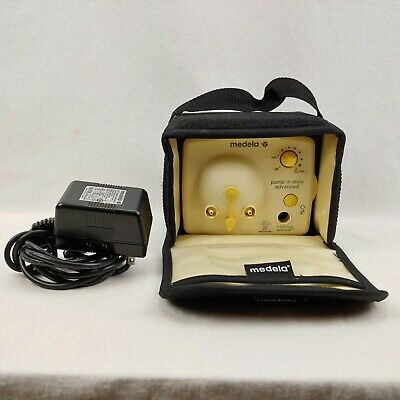 Medela-Pump-In-Style Advanced Double Breast Pump w/ Adapter